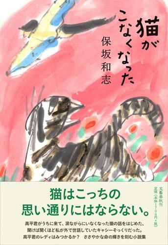 保坂和志『猫がこなくなった』